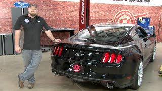 Download 2015-2019 Mustang GT ARH Long Tube Headers With Catted X-Pipe And Axle-Back Installation Video