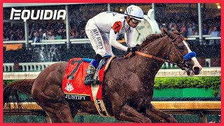 Download TRIPLE CROWN POUR JUSTIFY ! | Belmont Stakes 2018 Video