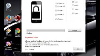Download How to SIM Unlock Iphone Free 3G 3GS 4 4S 5 Video