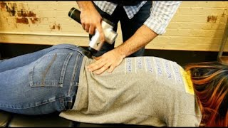 Download *EXTREMELY LOUD* Chiropractic CRACKING takes 14 YEARS of Pain Away Video