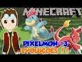 Download EVOLUINDO OS POKEMONS - Pixelmon #3 ( Minecraft ) Video