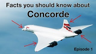Download FACTS you should know about CONCORDE! Episode 1 by CAPTAIN JOE Video
