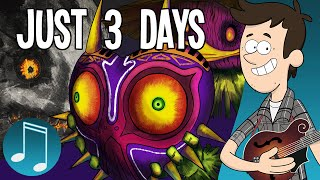 Download ″Just 3 Days″ - Majora's Mask song by MandoPony | The Legend of Zelda Video