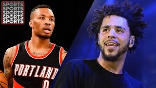 Download J. Cole 4 Your Eyez Only Crosses Into the NBA Video