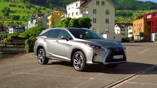 Download lexus rx450hl luzern footage h264 780 Video