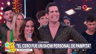 Download Flor Peña y Pampita ni se miran Video