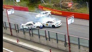 Download Historic Grand Prix Zolder Bravoracing + Crash Porsche Video