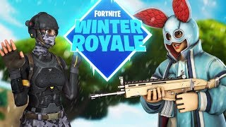 Download We Qualified For The Fortnite Winter Royale! Video