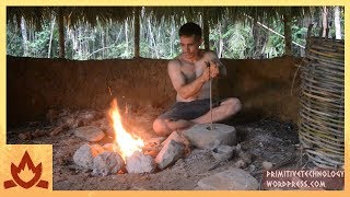 Download Primitive Technology: Blower and charcoal Video