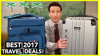 Download 80% OFF Carry On Luggage Review 2017 + Best Flight/Hotel Deals Video