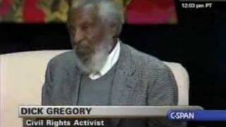 Download Dick Gregory at State of Black Union 08 Pt.1 Video
