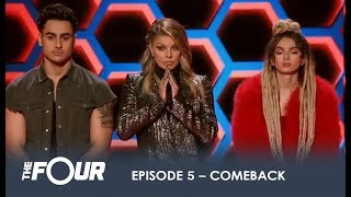 Download Ash vs Zhavia: The TOP Two Fan-favorites Battle For A Comeback! | S1E5 | The Four Video