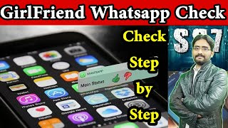 Download Girlfriend whatsapp hack - Really ? Tips and tricks Video