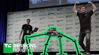 Download DEMO: NABi and ALPHRED (Dennis Hong, UCLA) | TC Sessions Robotics 2018 Video