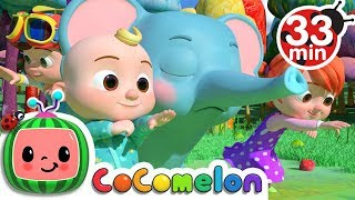 Download Animal Dance | +More Nursery Rhymes & Kids Songs - CoCoMelon Video