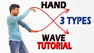 Download Hand Wave Variations | Step by step Tutorial by Nishant Nair | Dance FreaX Video