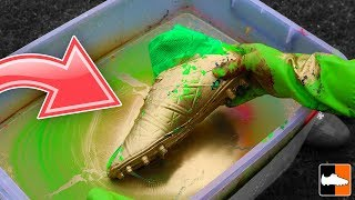 Download How To Hydro Dip Football Boots! Video