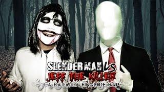 Download Slenderman VS Jeff the Killer. Batalla de Rap (Especial Halloween) | Keyblade Video