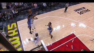 Download Russell Westbrook's Sixth Straight Triple Double in Atlanta | 12.05.16 Video