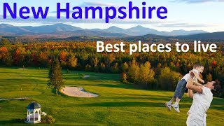 Download Top 10 Best Places To Live In New Hampshire In 2019 Video