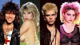 Download 80s MUSIC STARS ⭐ Then and Now Video