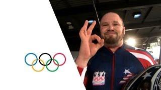 Download Steven Holcomb's Preparation For Sochi | Sochi 2014 Winter Olympics Video
