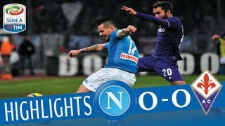 Download Napoli - Fiorentina 0-0 - Highlights - Giornata 16 - Serie A TIM 2017/18 Video