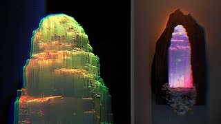 Download How to make a color changing crystal light (amazing DIY) Video