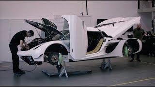 Download First Look: Koenigsegg Jesko - APEX.ONE Video