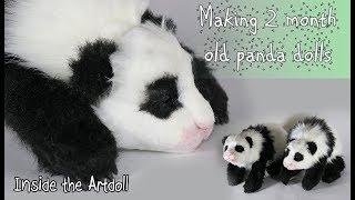 Download Making 2 Month Old Panda Artdolls Video