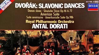 Download Dvořák - Slavonic Dances, Suites, Waltzes.. (reference recording : Antal Dorati) Video
