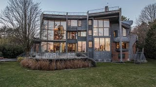 Download Premier Estate with a Gracious Layout in Brookline, Massachusetts Video
