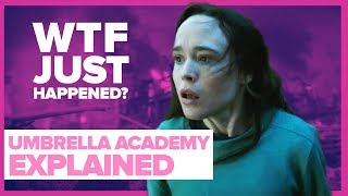 Download Netflix's The Umbrella Academy EXPLAINED & Season 2 Theories Video