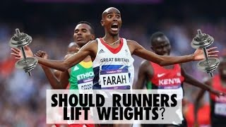 Download Strength Training for Distance Runners (5K, 10K, Marathon) | Should You Lift Weights? Video
