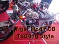 Download Honda CB Kontes Basis Tiger Modifikasi Touring Style Video