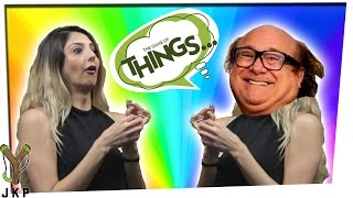 Download Game of Nasty Things | DANNY DEVITO?! Video