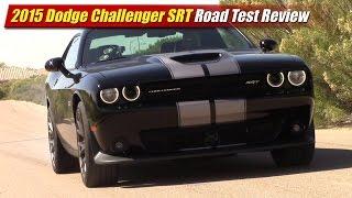 Download 2015 Dodge Challenger SRT Road Test Review Video