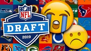 Download 10 BIGGEST Losers From the 2019 NFL Draft Officially REVEALED Video