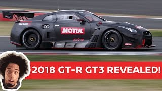 Download New GT-R NISMO GT3 Unveiled & Super GT Rd3 Preview: NISMO NEWS Ep017 Video