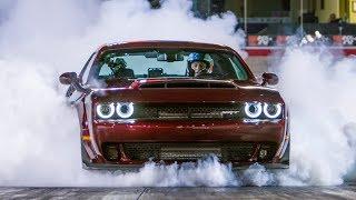 Download Dodge Demon vs Lamborghini Aventador | Top Gear: Series 25 Video