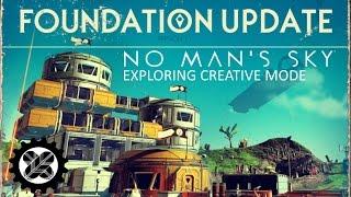 Download DETAILED BASE DESIGN | No Man's Sky FOUNDATION UPDATE Video