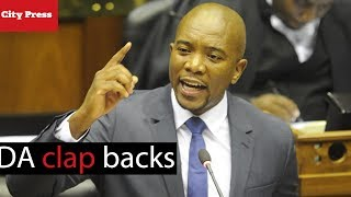 Download DA clap backs in Parliament Video