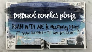 Download plan with me & memory PWM • ft. glam planner Video