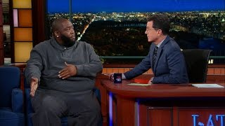 Download Killer Mike Educates Stephen Colbert Video