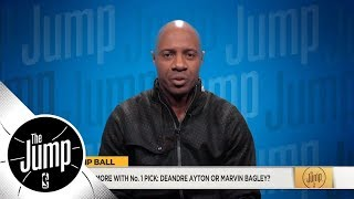 Download Jay Williams on who he trusts as No. 1 NBA draft pick and his NCAA champion pick | The Jump | ESPN Video
