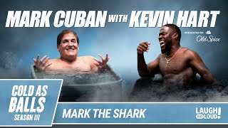 Download Mark Cuban Brings a Shark Tank to the Cold Tub | Cold as Balls Season 3 | Laugh Out Loud Network Video