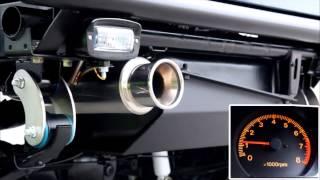 Download JIMNY JA11C Muffler Exhaust Video