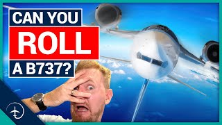 Download What happens if you ROLL an airliner?! Video