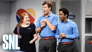 Download Flight Attendants - SNL Video