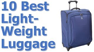 Download Best Lightweight Luggage Reviews || Best Lightweight Luggage 2017 Video